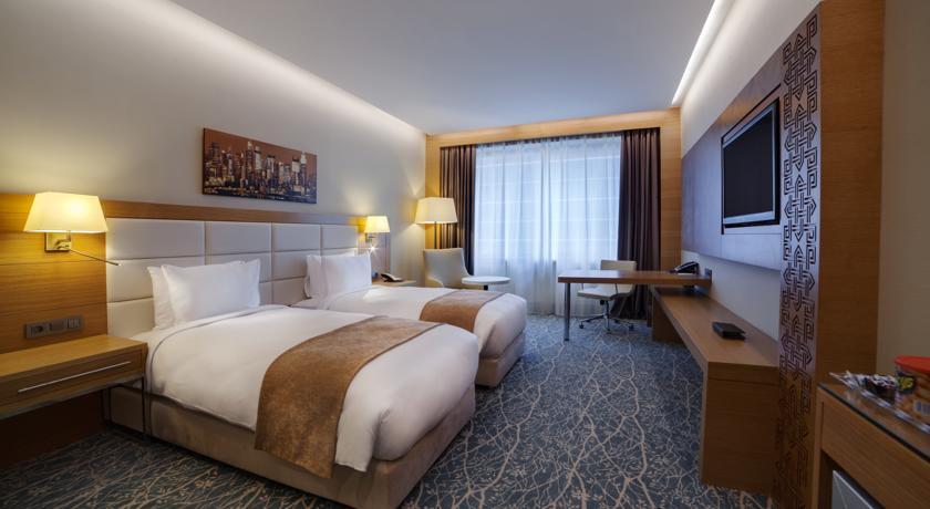 Pogostite.ru - Holiday Inn Baku - Холидей Инн Баку | г. Баку | бассейн | CПА #26