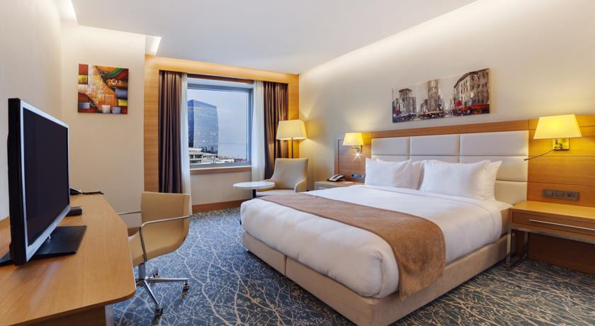 Pogostite.ru - Holiday Inn Baku - Холидей Инн Баку | г. Баку | бассейн | CПА #19