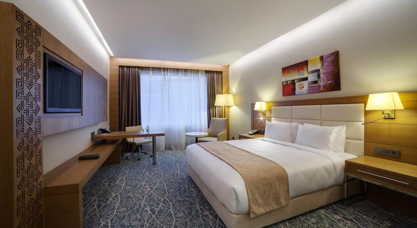 Pogostite.ru - Holiday Inn Baku - Холидей Инн Баку | г. Баку | бассейн | CПА #22