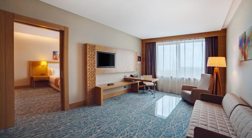 Pogostite.ru - Holiday Inn Baku - Холидей Инн Баку | г. Баку | бассейн | CПА #24