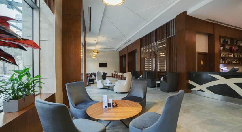 Pogostite.ru - Holiday Inn Baku - Холидей Инн Баку | г. Баку | бассейн | CПА #9