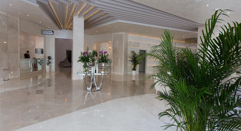 Pogostite.ru - Qafgaz Baku Sport Hotel - Кафгаз Баку Спорт   баня - сауна   парковка #7
