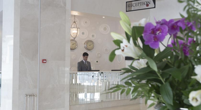 Pogostite.ru - Qafgaz Baku Sport Hotel - Кафгаз Баку Спорт   баня - сауна   парковка #6