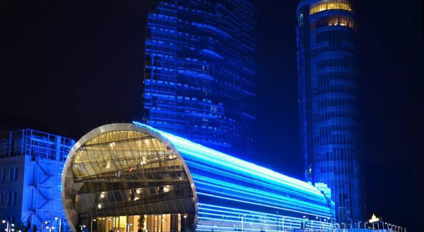 Pogostite.ru - Qafgaz Baku Sport Hotel - Кафгаз Баку Спорт | баня - сауна | парковка #4