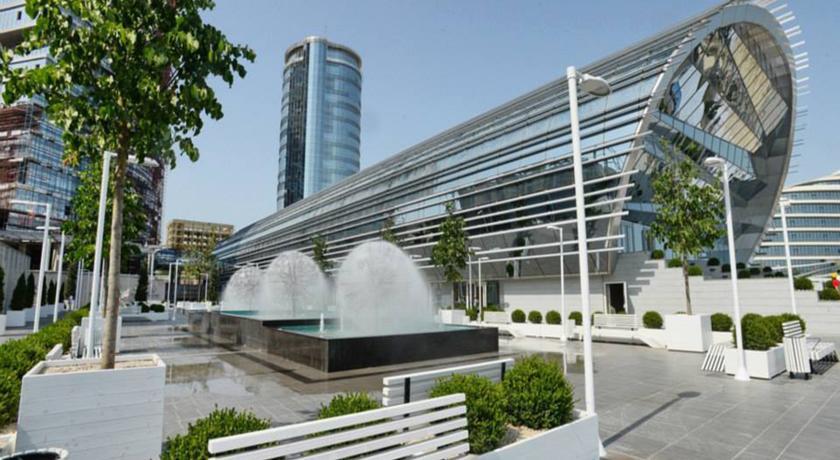 Pogostite.ru - Qafgaz Baku Sport Hotel - Кафгаз Баку Спорт   баня - сауна   парковка #1
