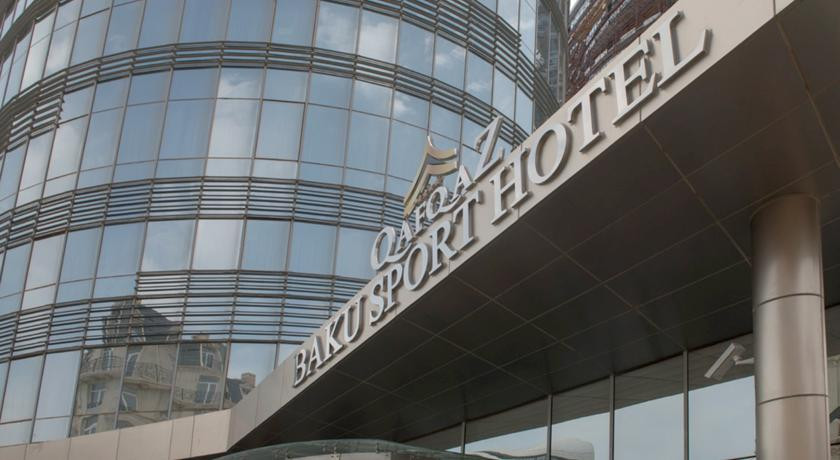 Pogostite.ru - Qafgaz Baku Sport Hotel - Кафгаз Баку Спорт   баня - сауна   парковка #3