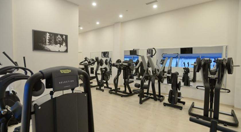 Pogostite.ru - Qafgaz Baku Sport Hotel - Кафгаз Баку Спорт   баня - сауна   парковка #44