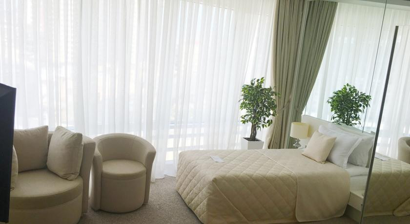 Pogostite.ru - Qafgaz Baku Sport Hotel - Кафгаз Баку Спорт   баня - сауна   парковка #27