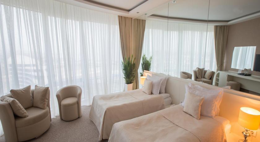 Pogostite.ru - Qafgaz Baku Sport Hotel - Кафгаз Баку Спорт   баня - сауна   парковка #19