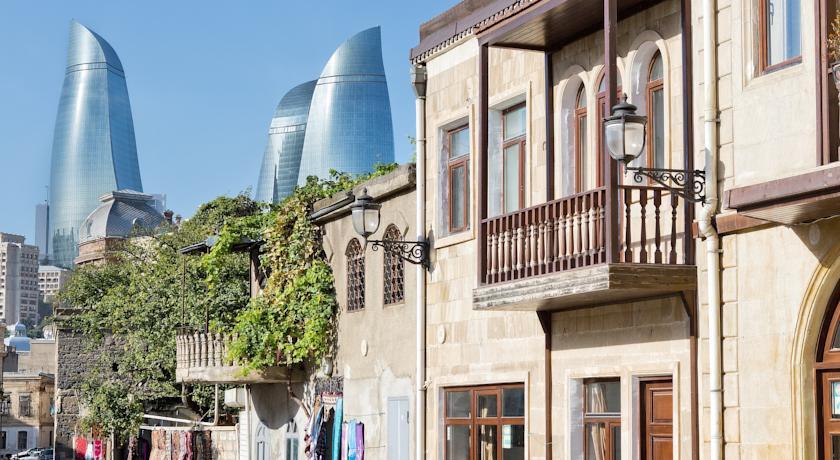 Pogostite.ru - Fairmont Baku at the Flame Towers/Феирмонт Баку (г. Баку, возле Аллеи шахидов) #5