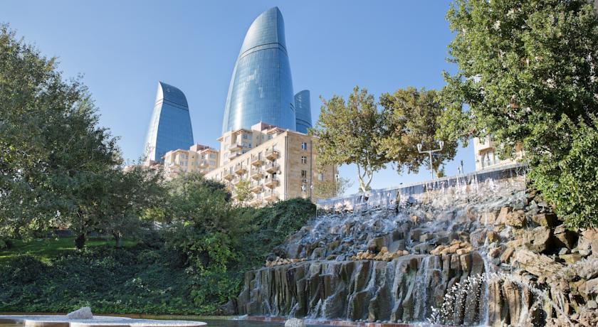 Pogostite.ru - Fairmont Baku at the Flame Towers/Феирмонт Баку (г. Баку, возле Аллеи шахидов) #4