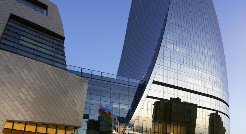 Pogostite.ru - Fairmont Baku at the Flame Towers/Феирмонт Баку (г. Баку, возле Аллеи шахидов) #6