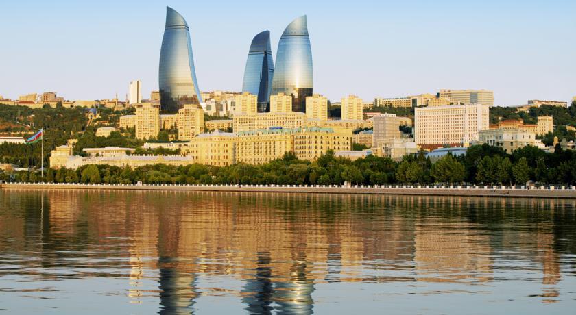Pogostite.ru - Fairmont Baku at the Flame Towers/Феирмонт Баку (г. Баку, возле Аллеи шахидов) #1