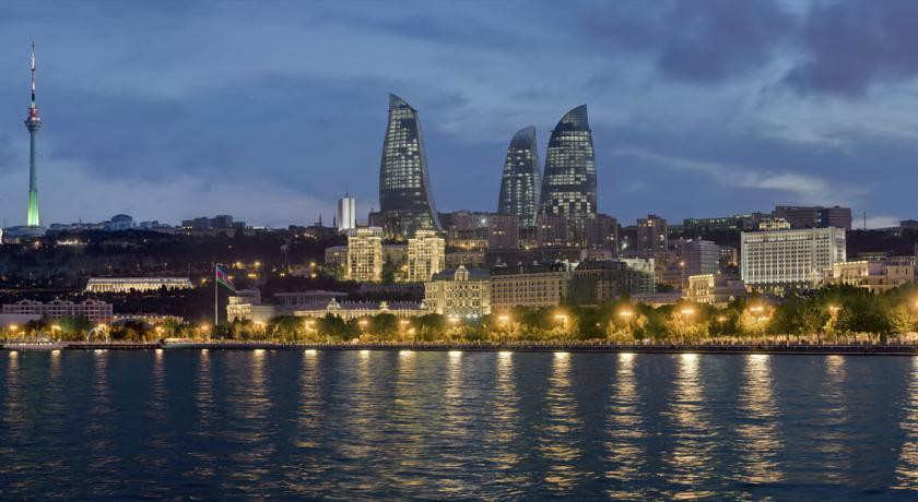 Pogostite.ru - Fairmont Baku at the Flame Towers/Феирмонт Баку (г. Баку, возле Аллеи шахидов) #3