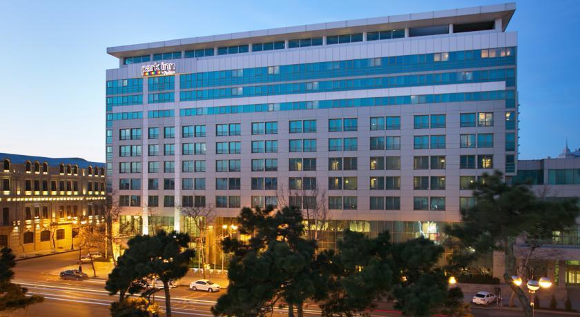 Pogostite.ru - Park Inn by Radisson Azerbaijan Baku Hotel/Парк Инн Бай Радиссон (г. Баку, возле Дома Правительства) #3
