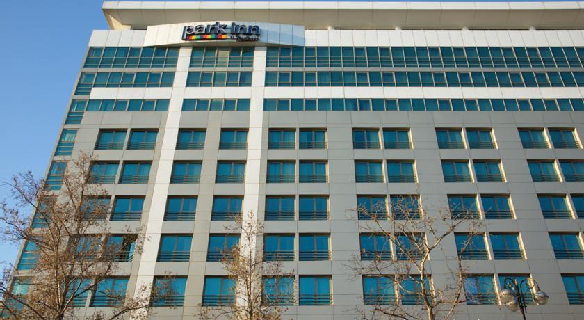 Pogostite.ru - Park Inn by Radisson Azerbaijan Baku Hotel/Парк Инн Бай Радиссон (г. Баку, возле Дома Правительства) #4
