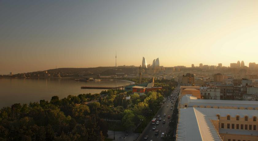 Pogostite.ru - Park Inn by Radisson Azerbaijan Baku Hotel/Парк Инн Бай Радиссон (г. Баку, возле Дома Правительства) #1