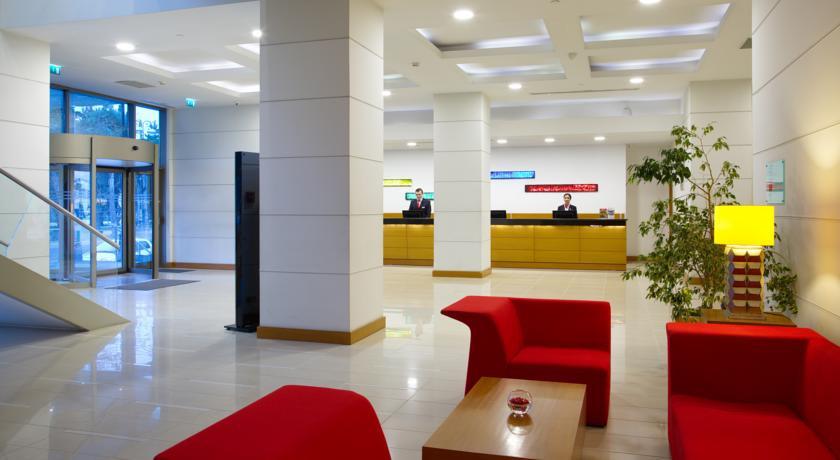 Pogostite.ru - Park Inn by Radisson Azerbaijan Baku Hotel/Парк Инн Бай Радиссон (г. Баку, возле Дома Правительства) #5
