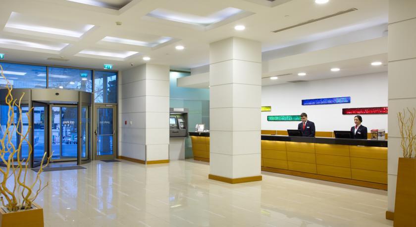 Pogostite.ru - Park Inn by Radisson Azerbaijan Baku Hotel/Парк Инн Бай Радиссон (г. Баку, возле Дома Правительства) #6