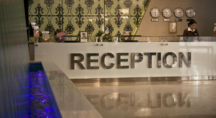 Pogostite.ru - Qafqaz Point Hotel - Кафгаз Поинт Хотел   г. Баку   м. Элмляр Академиясы #2