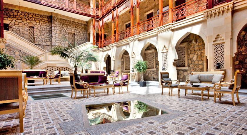 Pogostite.ru - Shah Palace Hotel - Шах Палац | Cтарый Баку | турецкая баня | парковка #9