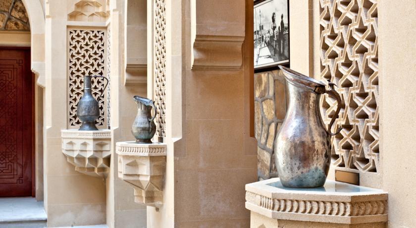 Pogostite.ru - Shah Palace Hotel - Шах Палац | Cтарый Баку | турецкая баня | парковка #24