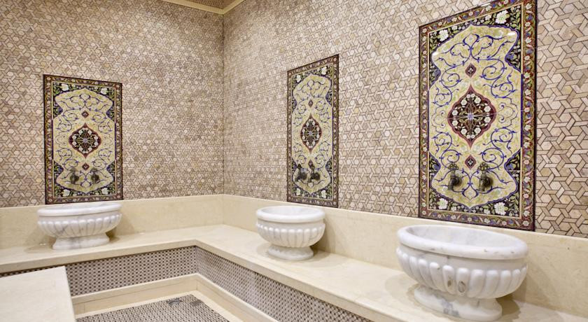 Pogostite.ru - Shah Palace Hotel - Шах Палац | Cтарый Баку | турецкая баня | парковка #29