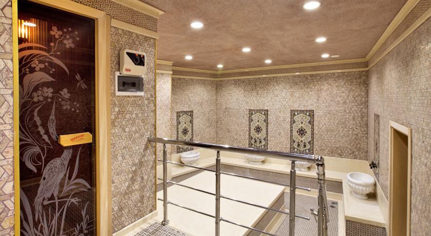 Pogostite.ru - Shah Palace Hotel - Шах Палац | Cтарый Баку | турецкая баня | парковка #30