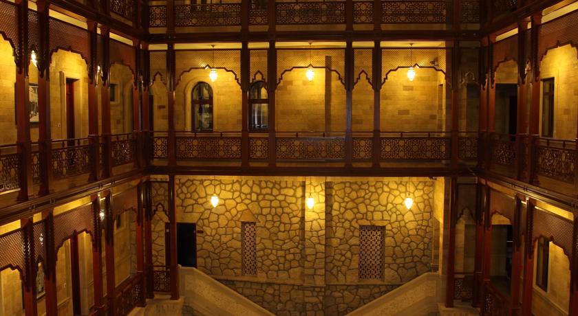 Pogostite.ru - Shah Palace Hotel - Шах Палац | Cтарый Баку | турецкая баня | парковка #2