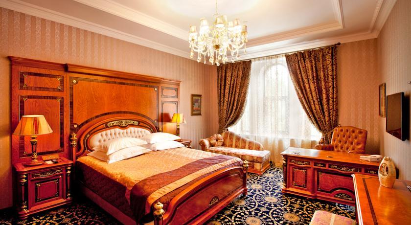 Pogostite.ru - Shah Palace Hotel - Шах Палац | Cтарый Баку | турецкая баня | парковка #18