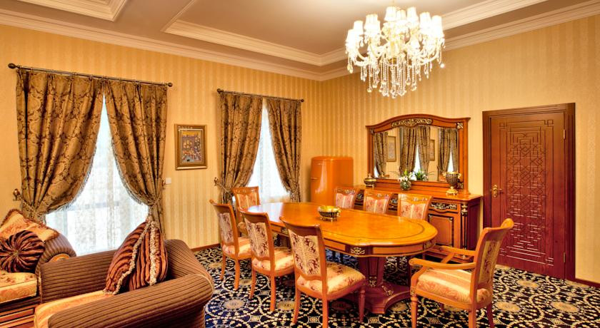Pogostite.ru - Shah Palace Hotel - Шах Палац | Cтарый Баку | турецкая баня | парковка #21