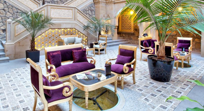 Pogostite.ru - Shah Palace Hotel - Шах Палац | Cтарый Баку | турецкая баня | парковка #7