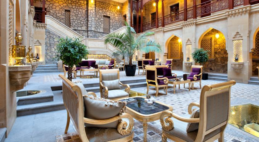 Pogostite.ru - Shah Palace Hotel - Шах Палац | Cтарый Баку | турецкая баня | парковка #4