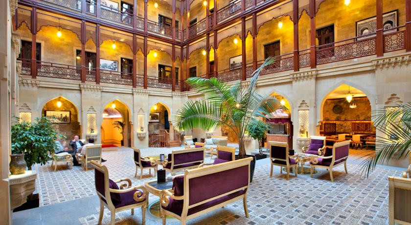 Pogostite.ru - Shah Palace Hotel - Шах Палац | Cтарый Баку | турецкая баня | парковка #5