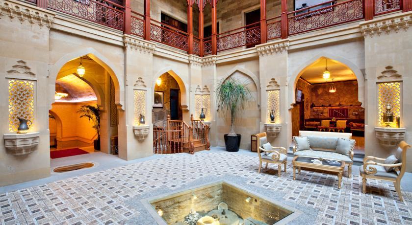 Pogostite.ru - Shah Palace Hotel - Шах Палац | Cтарый Баку | турецкая баня | парковка #10