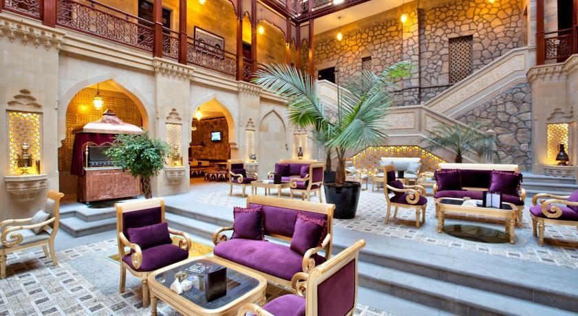 Pogostite.ru - Shah Palace Hotel - Шах Палац | Cтарый Баку | турецкая баня | парковка #6