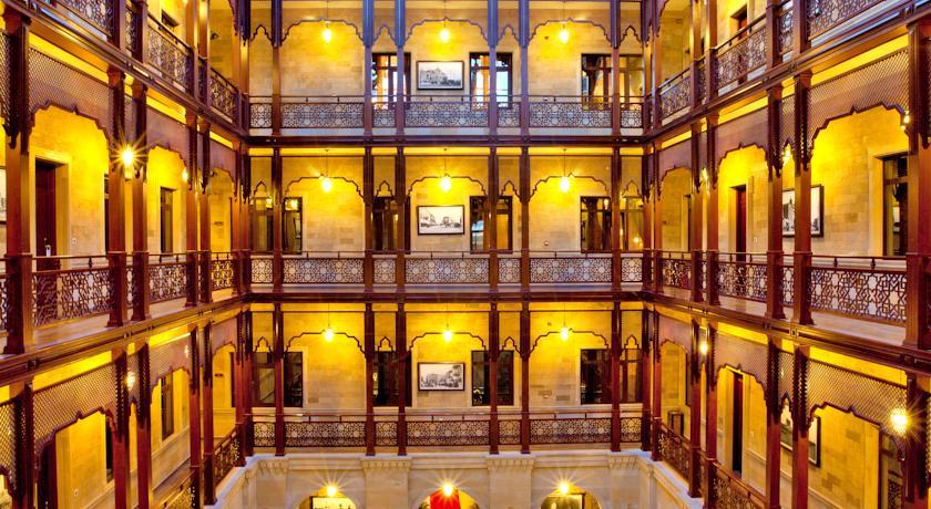 Pogostite.ru - Shah Palace Hotel - Шах Палац | Cтарый Баку | турецкая баня | парковка #3