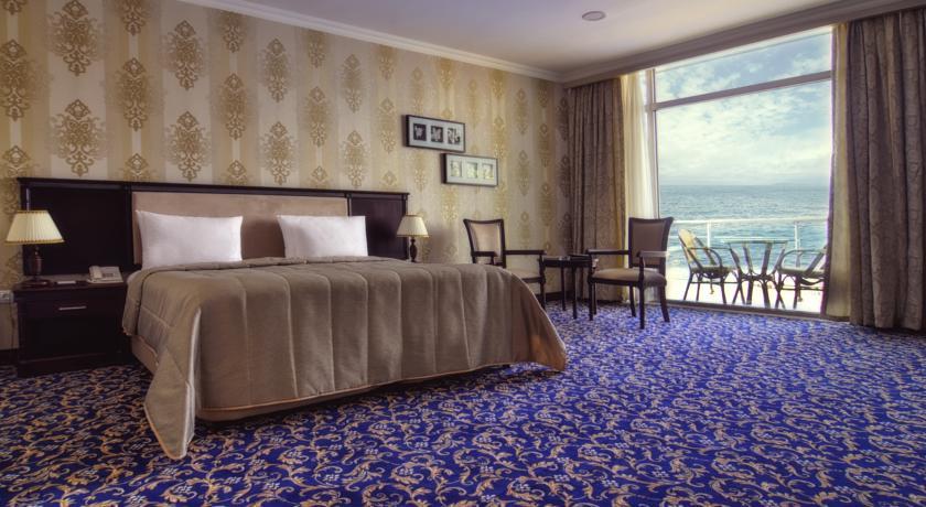 Pogostite.ru - Ramada Baku Hotel - Рамада Баку Хотел | 1-линия | частный пляж | бассейн #19