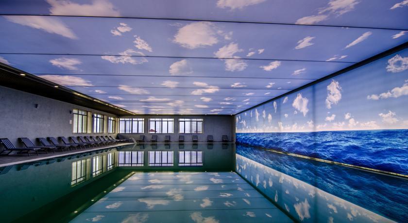 Pogostite.ru - Ramada Baku Hotel - Рамада Баку Хотел | 1-линия | частный пляж | бассейн #25