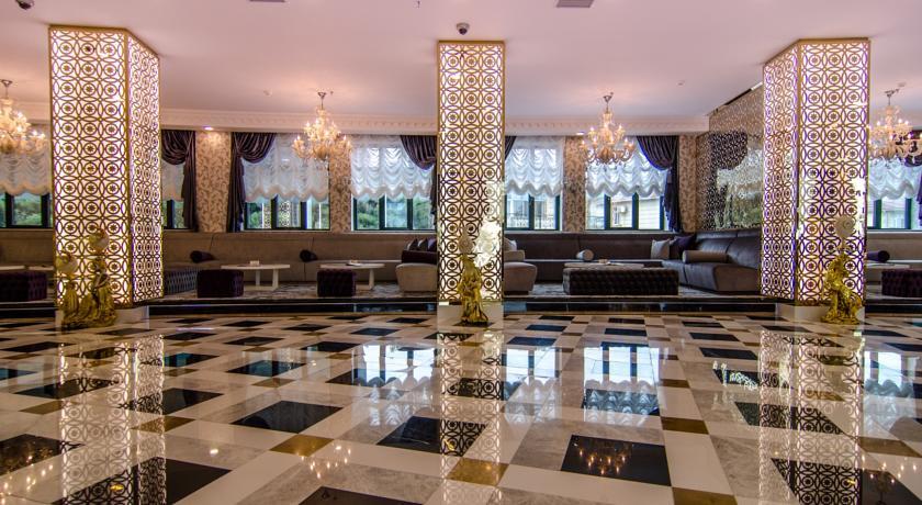 Pogostite.ru - Ramada Baku Hotel - Рамада Баку Хотел | 1-линия | частный пляж | бассейн #5