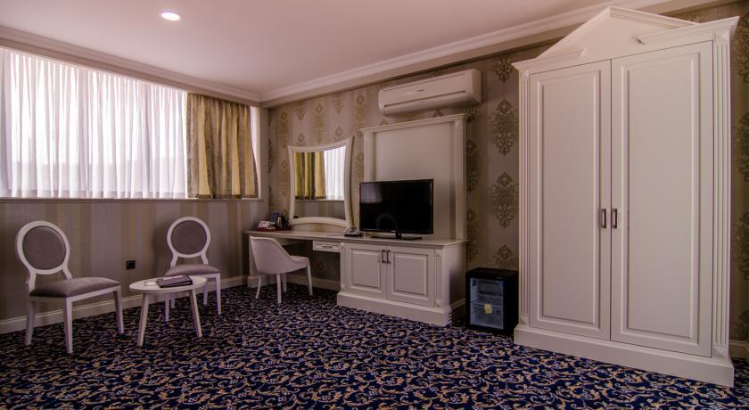 Pogostite.ru - Ramada Baku Hotel - Рамада Баку Хотел | 1-линия | частный пляж | бассейн #22