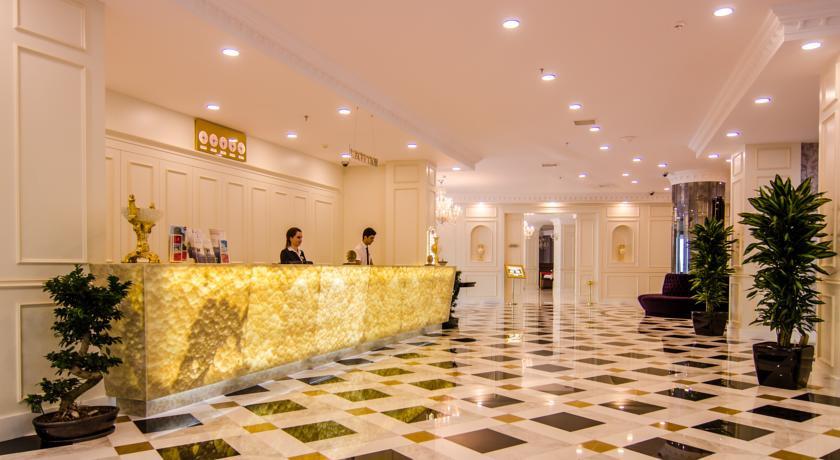 Pogostite.ru - Ramada Baku Hotel - Рамада Баку Хотел | 1-линия | частный пляж | бассейн #4