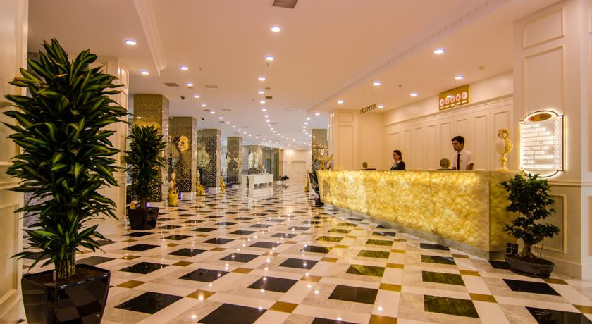 Pogostite.ru - Ramada Baku Hotel - Рамада Баку Хотел | 1-линия | частный пляж | бассейн #3