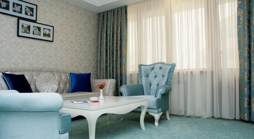 Pogostite.ru - Ramada Baku Hotel - Рамада Баку Хотел | 1-линия | частный пляж | бассейн #20