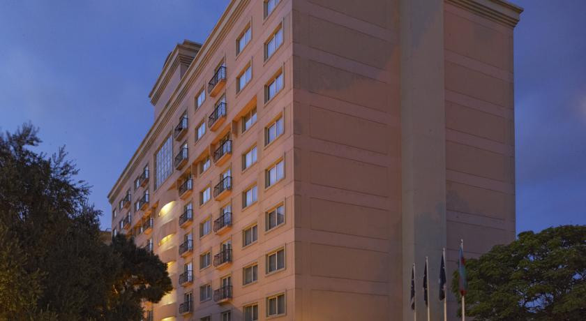 Pogostite.ru - Hyatt Regency Baku - Хьятт Редженси Баку   бассейн   м. Низами #1