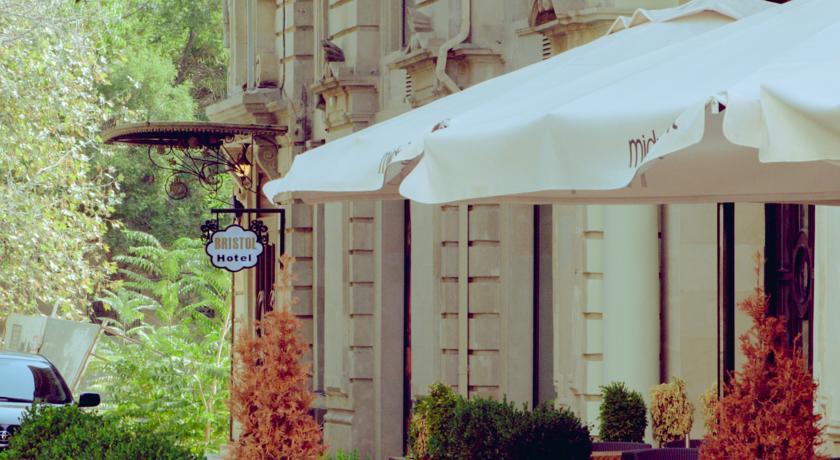 Pogostite.ru - Bristol Hotel - Бристоль Хотел | г. Баку | парковка | прокат велосипедов #3