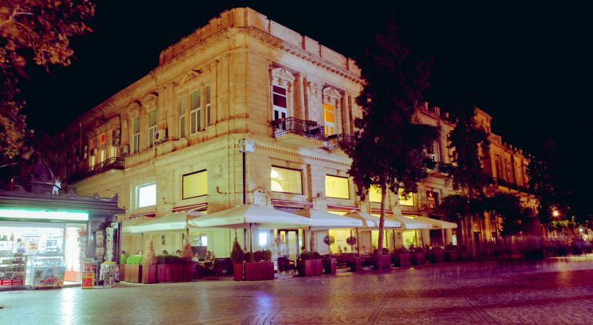 Pogostite.ru - Bristol Hotel - Бристоль Хотел | г. Баку | парковка | прокат велосипедов #2