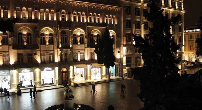 Pogostite.ru - Bristol Hotel - Бристоль Хотел | г. Баку | парковка | прокат велосипедов #6