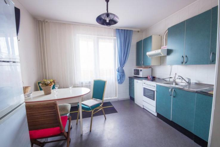 Pogostite.ru - АПАРТАМЕНТЫ НА БОГАТЫРСКОМ | м. Комендантский проспект | парковка | с кухней #6