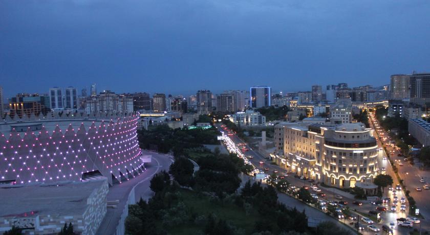 Pogostite.ru - Европа | г. Баку | бассейн | джакузи | вид на море #3